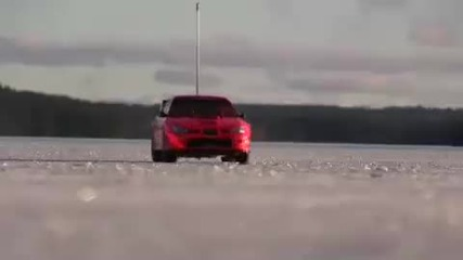 Rc Tamiya Subaru Impreza Wrc на лед