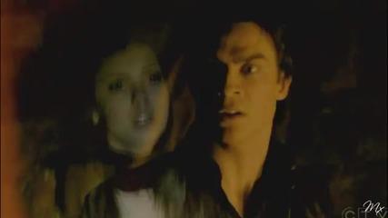 ~ Damon & Elena ~ You belong with me.