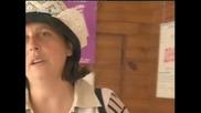 """Бой в """" Размяна на съпруги"""" - 27.10.2009 (цялото предаване) [част 1]"""