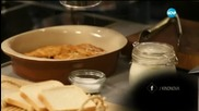 Пилешко с доматен сос и моцарела - Бон Апети (10.07.2015)