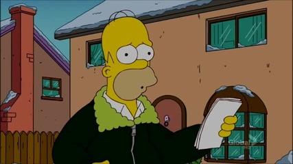 Честитка на Homer за година