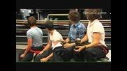 Niall Horan пада