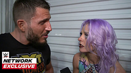 Johnny Gargano tries to change Candice LeRae's mind about wheels: WWE Network Exclusive, Oct. 28, 2020