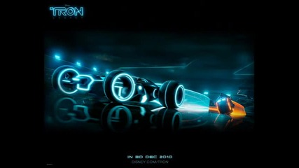 Tron Legacy soundtrack - disc wars
