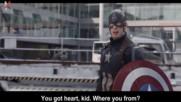 Captain America Civil War Airport Battle Fight Scenes Bluray Trailer Movies Holywood Film Menejer