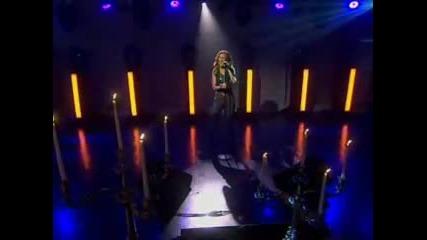 /превод/ Celine Dion - Alone - на живо