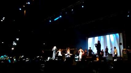 Концерт на Лепа Брена в София