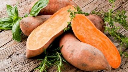 5 любопитни факта за сладките картофи