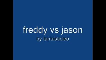 Фреди срещу Джейсън / Епична битка между Джейсън Ворхис и Фреди Крюгер