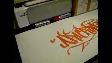 Art Crimes logo handstyle graffiti tag