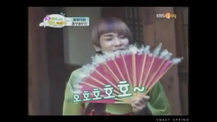 Shinee Key funny screams and laughs! Must Watch It!!