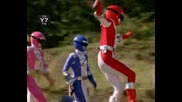 Power Rangers Operation Overdrive - 01/02