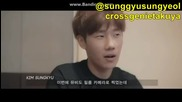 150511 Kim Sung Kyu Kontrol mv Bts