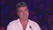 Момче пее Adele - I Can't Make You Love Me - The X Factor Uk 2014