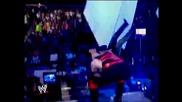 30-second Fury - Kane's Chokeslam