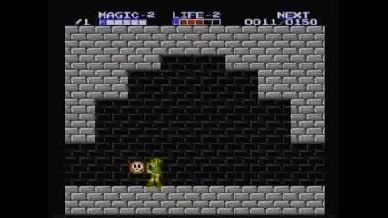Angry Video Game Nerd: Zelda 2