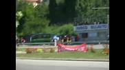 Рали Варна старт 1600 кубика