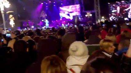 Посрещанне на православната нова година в Ниш - 13.1.2016