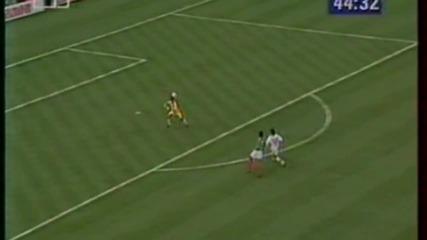 Футбол Мексико - България 1994 - Второ полувреме - Част 4/4 (високо качество)