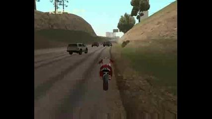 Gta San Andreas Stuns