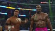 Wwe Summerslam 2012 | Kofi Kingston & R-truth vs Prime Time Players