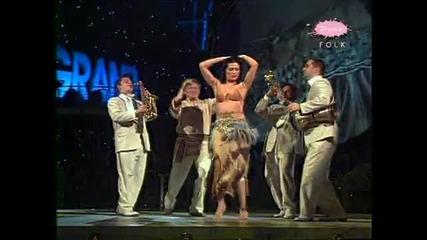 Belly Dance Hot Spot - Milos Bojanic - Ona Igra Vrti se Kao Cigra Hq Video