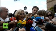 """Spain: """"We will seduce those who don't believe in change"""" says winner of Madrid elections"""