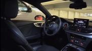 Audi управлявано от смартфон