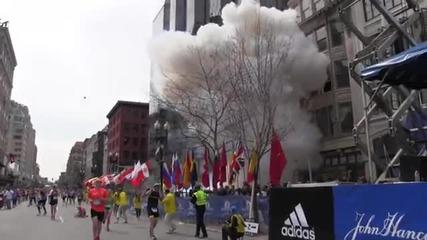 Светът Е В Ужас Трагедията В Бостън