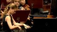 Edvard Grieg, Piano concerto (part 1) - Julia Fischer