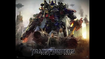 Transformers Dark of the Moon The Score-15- Im Just the Messenger- Steve Jablonsky песен 15