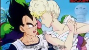 Dragon Ball Z - Сезон 3 - Епизод 107 bg sub финал!