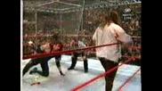 Гробаря срещу Менкайнд Wwe King Of The Ring 1998