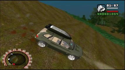 Това не прилича на San Andreas нали?! /criminalrussia Mod/