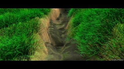 Компютърна симулация на река - 3D