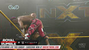 "Bronson Reed vs. Isaiah ""Swerve"" Scott: WWE NXT, Jan. 27, 2021"