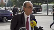 Switzerland: Syrian delegates leave following day of Constitutional drafting in Geneva