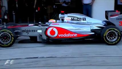 Official Race Edits F1 2011 Japan