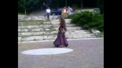 Никол Николаева Пецева - Ориенталски Танц
