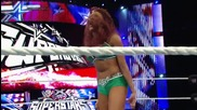 Nikki Bella vs. Alicia Fox: Wwe Superstars, June 19, 2014
