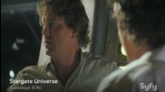 Stargate Universe - 2x09 - Visitation Sneak Peek