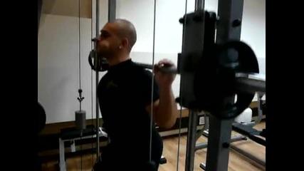 Кръгова фитнес тренировка част I