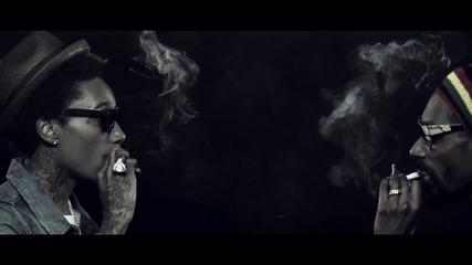 Snoop Dogg Wiz Khalifa - French Inhale ( Високо Качество )