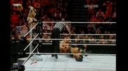 Wwe Raw 10.05.10 Randy Orton vs Edge & Ted Dibiase