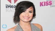 """Demi Lovato Celebrates Three Years of Sobriety, Says She """"Wouldn't Be Alive"""" Without Wilmer Valderrama"""