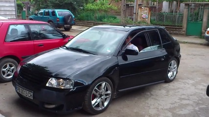 Audi a3 turbo - blow off