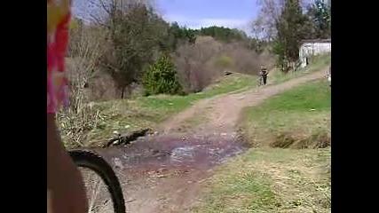 Спускане през реката на Локорско 2