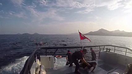 Turkey: At least 8 killed as migrant boat sinks off Turkey's coast