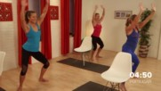 Day 10 Video 1- The Look Good Naked Barre Workout - Class Fitsugar