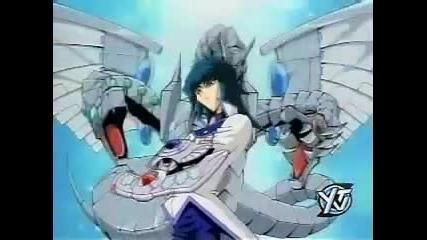 Интрото на Yu - Gi - Oh Gx Eng